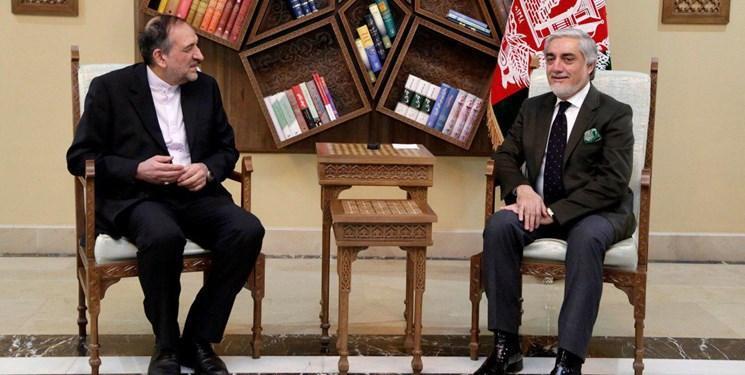 عبدالله: جمهوری اسلامی ایران متحد استراتژیک افغانستان است