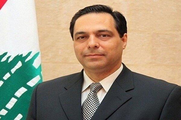 رایزنی دیاب و میشل عون درباره تشکیل کابینه لبنان