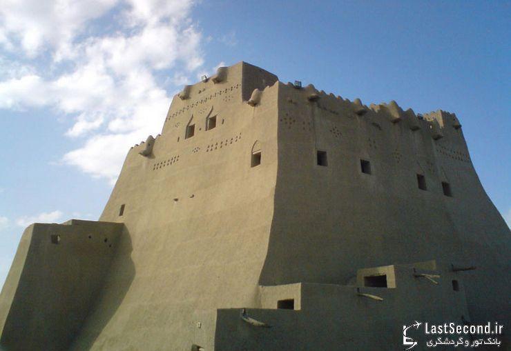 قلعه سیب، بلندترین بنای خشتی ایران