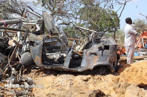 سومالی: حمله انتحاری موگادیشو نقشه خارجی ها بود