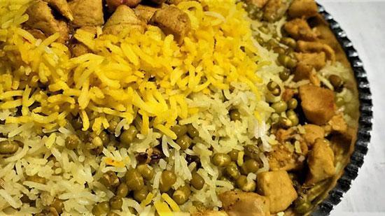 دستور پخت یک پلو محلی خوشمزه از چهارمحال و بختیاری