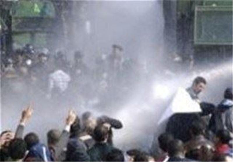 کوشش مخالفان برای تصرف منزل رئیس جمهوری مصر در منطقه الشرقیه