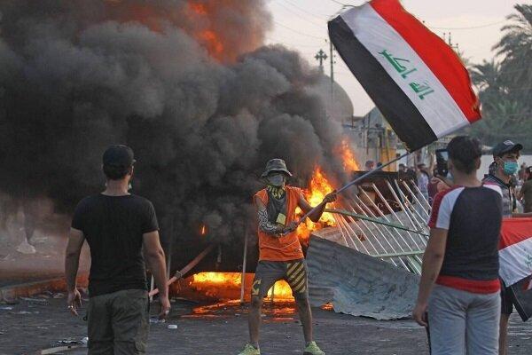 تداوم ناآرامی ها در برخی مناطق عراق