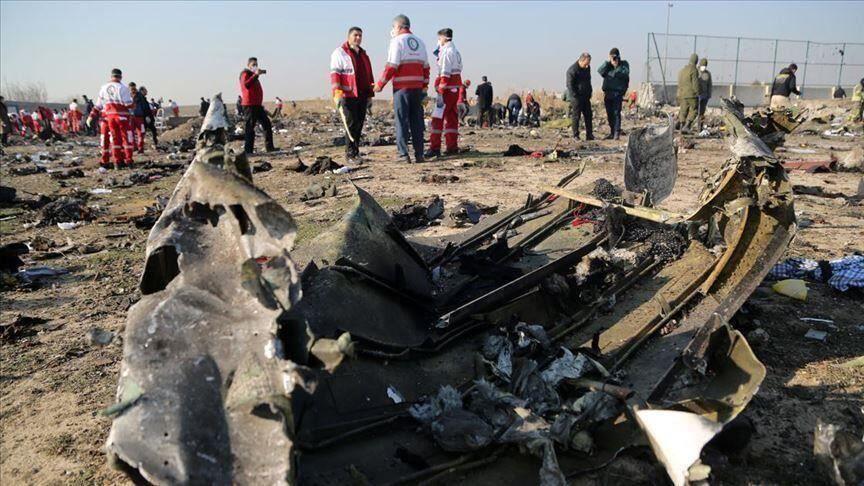 انتشار گزارش سوم درباره هواپیمای اوکراینی منوط به آنالیز های بیشتر است.