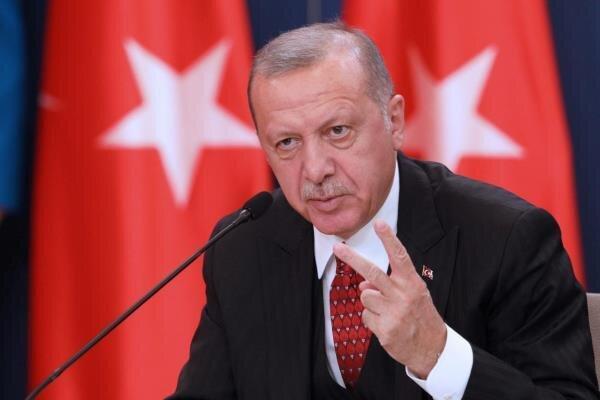 اردوغان: ترکیه الحاق غیرقانونی کریمه را به رسمیت نمی شناسد