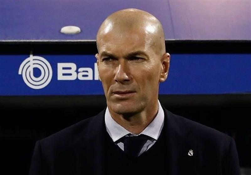 زیدان: از شرایط بارسلونا سوء استفاده نمی کنیم، ناراحتی بازیکنان از تعویض طبیعی است