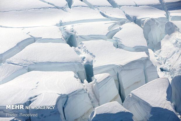 دمای قطب جنوب به 20 درجه سانتیگراد رسید