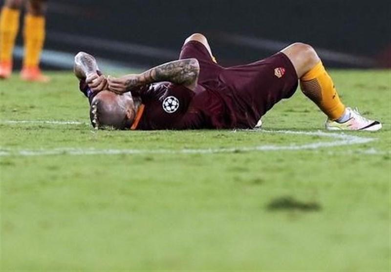 لطف رم در حق یوونتوس و ناپولی با کنار رفتن از لیگ قهرمانان اروپا