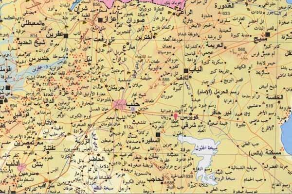 شهرهای راهبردی اتارب و دارةعزه هدف بعدی ارتش سوریه هستند