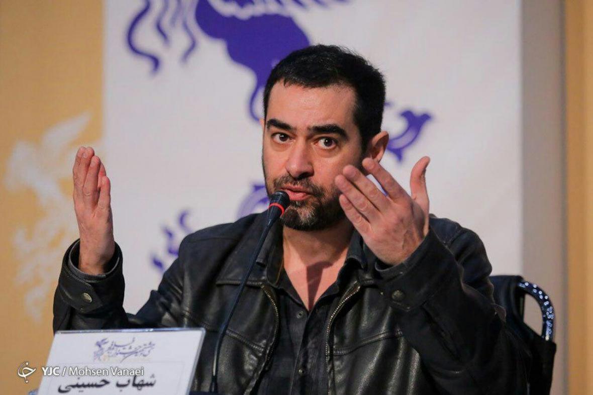 اهدای نشان شوالیه فرهنگ و هنر فرانسه به شهاب حسینی