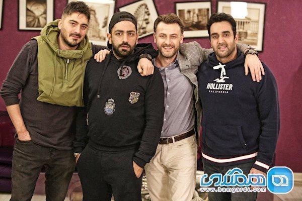 بازیگران خارجی شام ایرانی بخاطر کرونا به کشورهایشان برگشتند!
