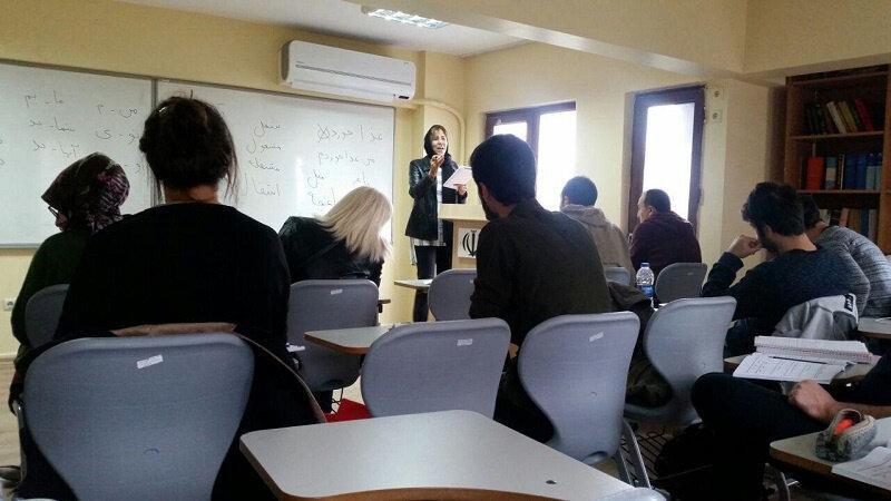 برگزاری دوره دانش افزایی زبان و ادبیات فارسی در استانبول