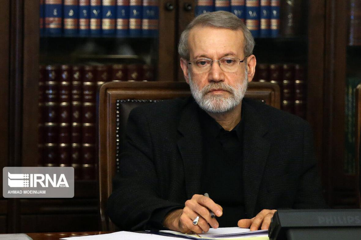 خبرنگاران لاریجانی شهادت سردار حسین اسداللهی را تسلیت گفت