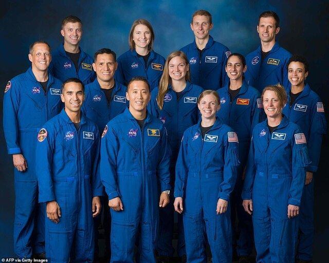 مردان و زنانی که به مریخ خواهند رفت معرفی شدند