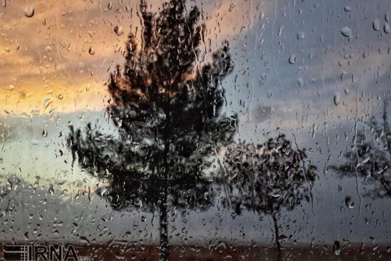 پیش بینی ادامه وزش باد و بارش باران در آذربایجان غربی