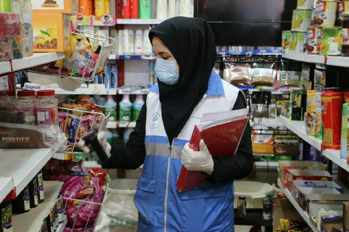 خبرنگاران 2600 بازرسی بهداشت محیط از واحدهای عرضه مواد غذایی مراغه انجام شد