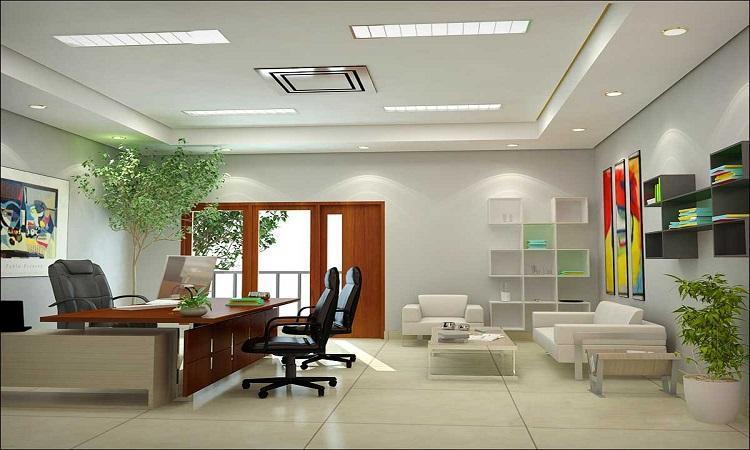 اصول بازسازی فضاهای اداری