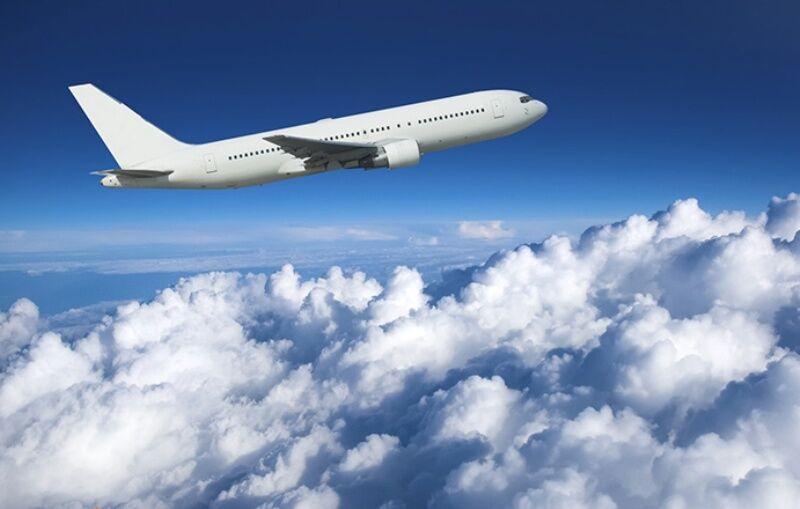 خبرنگاران پرواز ایران ایر در فرودگاه بیرجند برقرار شد