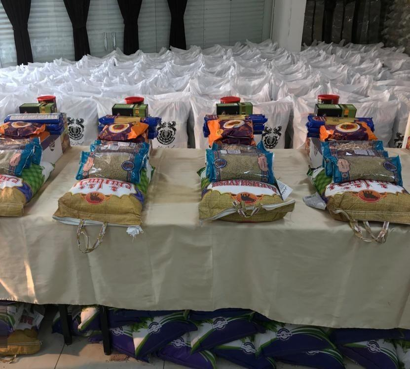 توزیع 2 هزار بسته معیشتی و بهداشتی در رفسنجان