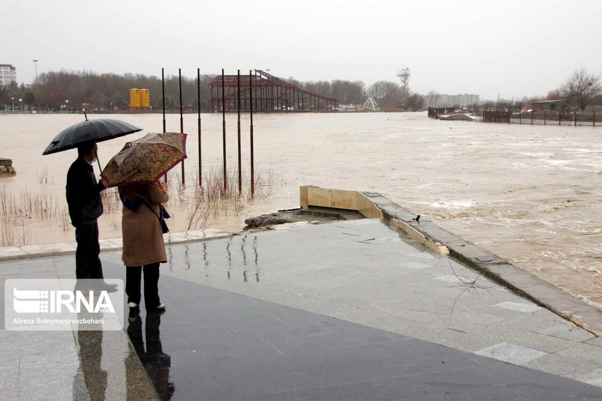 خبرنگاران بارش های کشور به بیش از 270 میلیمتر رسید