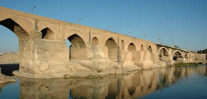 ضرورت بازسازی پل قدیم دزفول