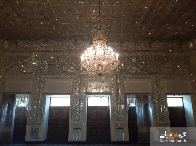 تبدیل خانه حاکم تهران به بانک موزه