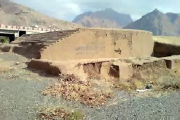 تعرض برخی از همسایگان به حریم محوطه باستانی شکارگاه خسرو پرویز