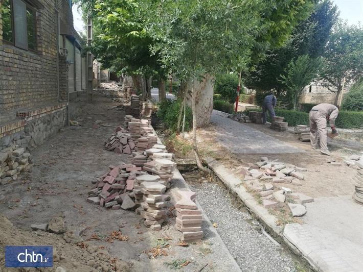 بازسازی بافت تاریخی میامی سمنان شروع شد