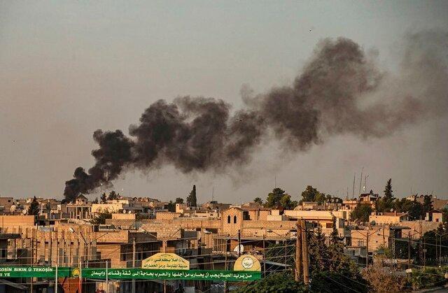 درگیری میان 2 گروه سوری همپیمان ترکیه در رأس العین