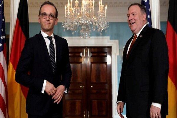 آلمان دنبال منصرف کردن آمریکا برای خروج از پیمان آسمانهای باز است