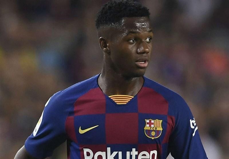 بارسلونا پیشنهاد منچستریونایتد برای خرید فاتی را رد کرد، قیمتی نجومی برای بال 17 ساله کاتالان ها