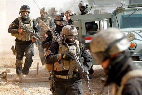 نیروهای عراقی 4 عنصر تکفیری داعش را در دیالی بازداشت کردند