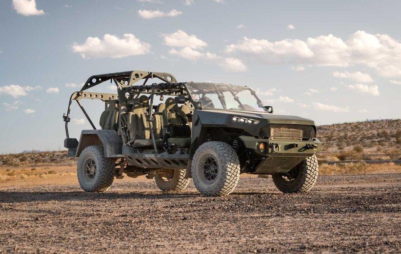 قرارداد جنرال موتورز با ارتش برای ساخت نفربرهای جنگی براساس شورولت کلرادو