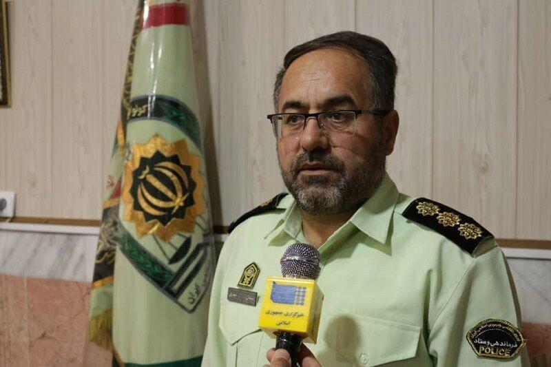 خبرنگاران قاتل فراری در کمتر از یک ساعت در بوکان دستگیر شد