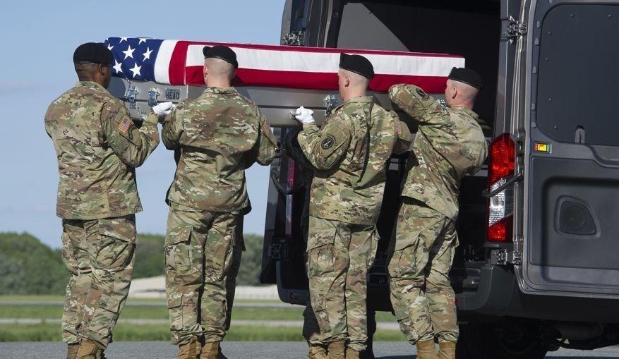 کشته شدن یک سرباز آمریکایی در کوزوو