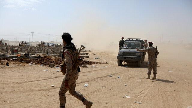 شروع درگیری ها در جنوب یمن