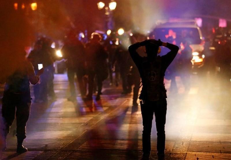 ترامپ ماموران فدرال بیشتری برای سرکوب اعتراضات به پورتلند اعزام می نماید