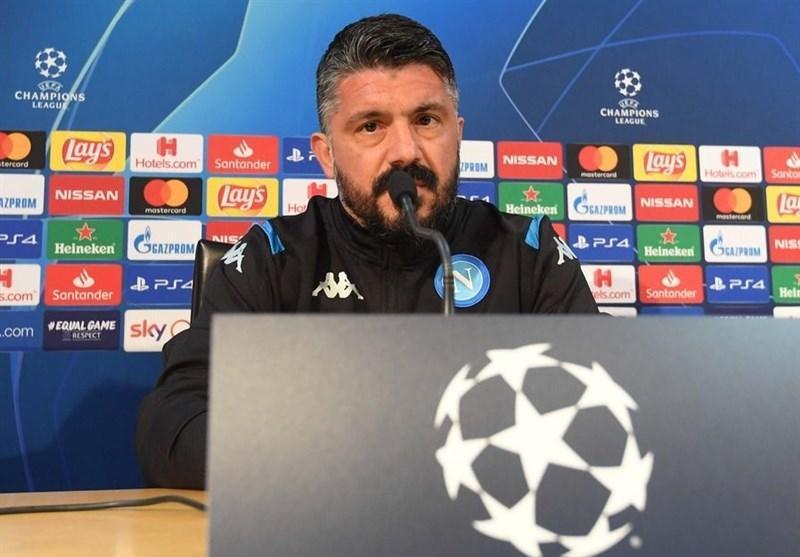 گتوسو: خالی بودن استادیوم بارسلونا به نفع ماست، طول می کشد تا از شر برچسب مربی تدافعی خلاص شوم