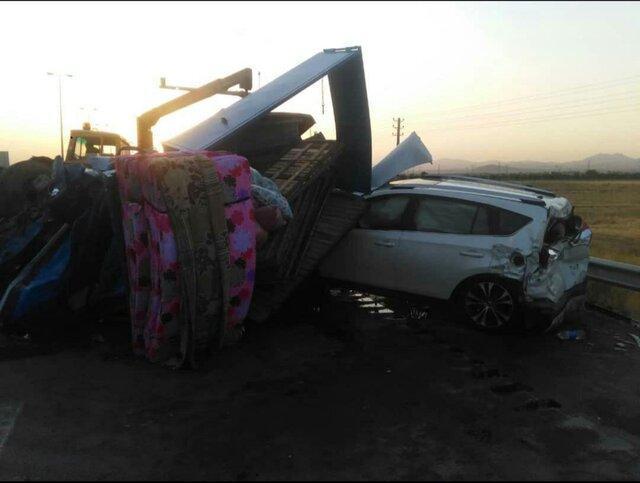 کاهش 30 درصدی تصادفات و تلفات جاده ای در محورهای مواصلاتی آذربایجان غربی
