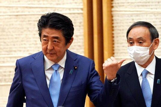 دولت ژاپن: صحبت درباره دوران پس از آبه زودهنگام است