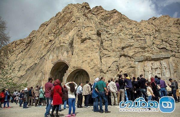 برگزاری آخرین رویداد نوروزی قرن چهاردهم در کرمانشاه