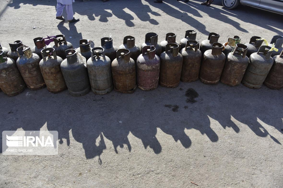 خبرنگاران کمبود گاز مایع در خراسان جنوبی وجود ندارد