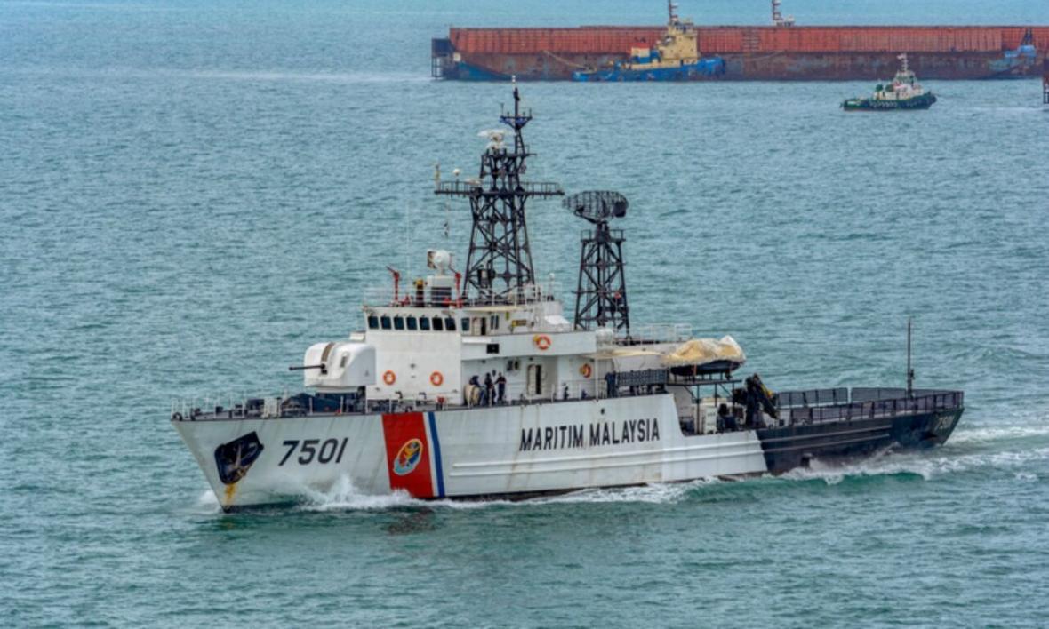 خبرنگاران مالزی شش قایق و 60 تبعه چینی را دستگیر کرد