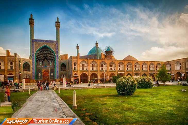 ادامه تعطیلی آثار تاریخی و جاذبه های گردشگری استان اصفهان