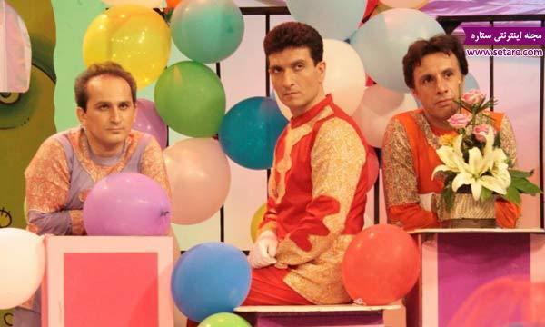 عموهای فیتیله ای نوروز 96 به تلویزیون بر می گردند