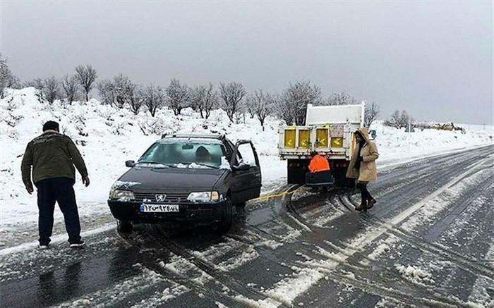 دستورالعمل مواجهه با برف و کولاک به استانداران ابلاغ شد