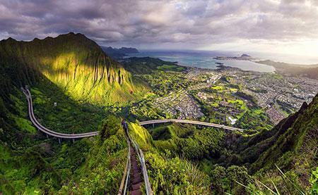 جزیره هاوایی؛از جذاب ترین و زیباترین مقاصد در جهان برای مسافران، عکس