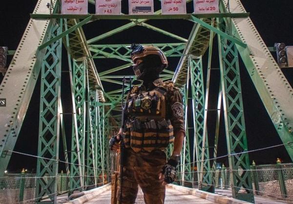 تدابیر شدید امنیتی در الانبار و القائم در مرز عراق و سوریه