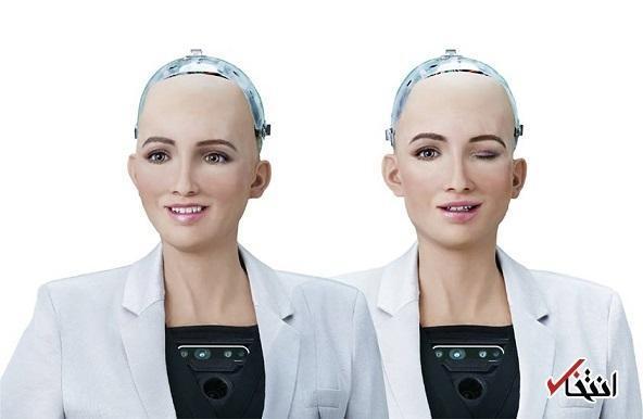 ویروس کرونا خانواده ربات سوفیا را گسترش می دهد