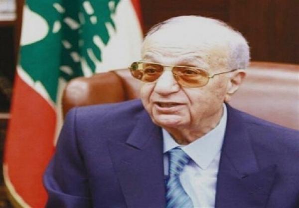 سیاستمدار حرفه ای لبنانی بر اثر کرونا درگذشت